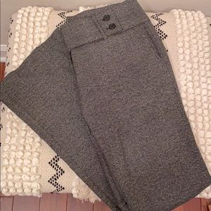 Grass Collection Size 0 Dark Grey Dress Pants